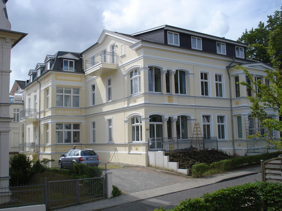 Architekten gmbh villa sandrose heringsdorf - Schmidt architekten ...