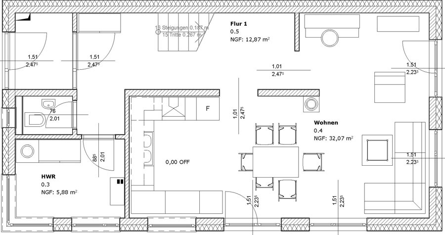 milatz.schmidt architekten gmbh - Haus Maschke Neubrandenburg