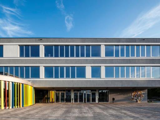 Regionale Schule Ost Neubrandenburg milatz-schmidt architekten