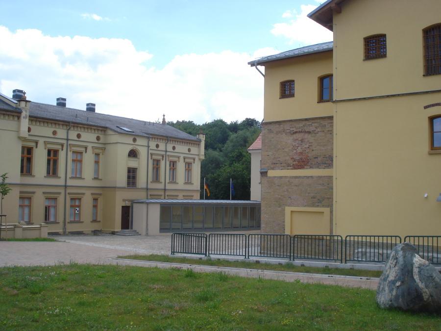 Amtsgericht Neustrelitz Planung Bauüberwachung milatz.schmidt architekten