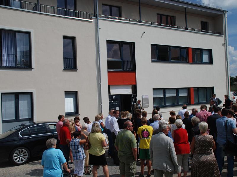 Eröffnung Gesundheitshaus Woldegk Neubau milatz.schmidt architekten