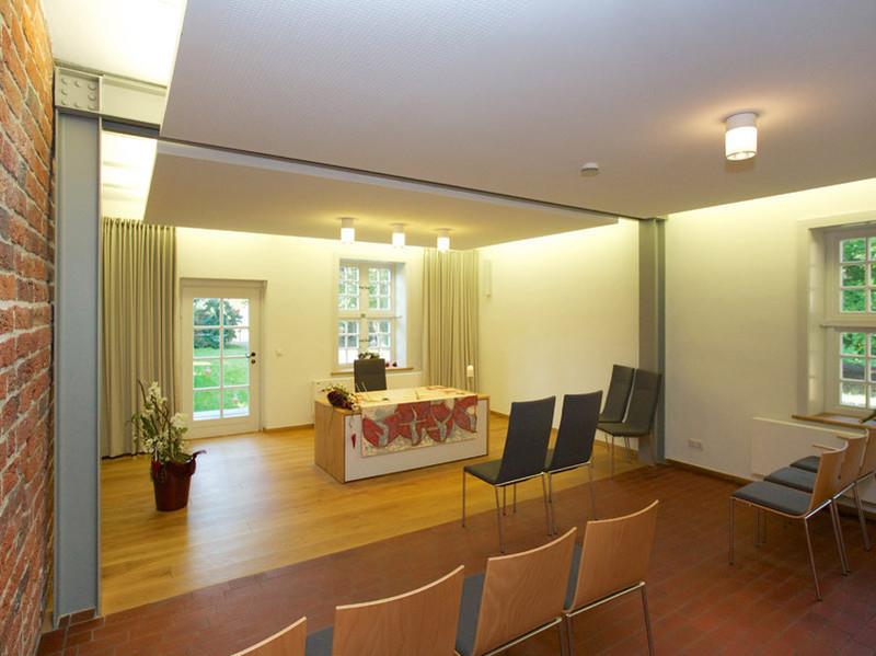 Tag der offenen Tür Standesamt Neubrandenburg Zollhaus am Friedländer Tor milatz.schmidt architekten
