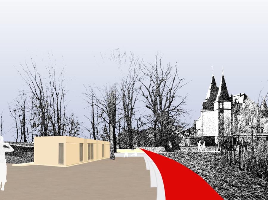 Planungswettbewerb Wettbewerb Entwicklungsgebiet Wassertourismus Klink / Müritz