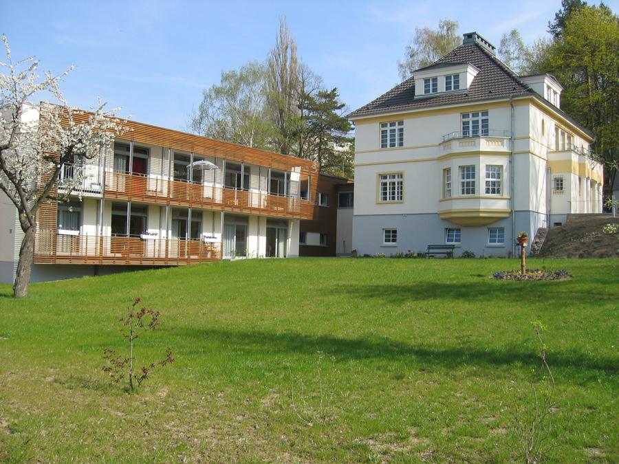 Architekten gmbh hospiz neubrandenburg - Schmidt architekten ...