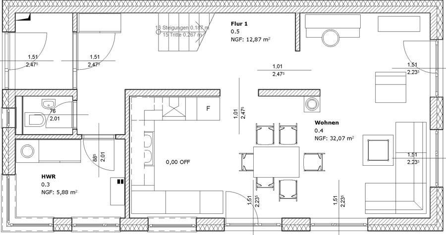 Neues Wohnen In Der Innenstadt Neubrandenburg Neubau Wohnhaus Grundriss Milatzschmidt Architekten